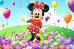 Minnie Mouse Vermelha painel festa infantil banner dkorinfest(20)
