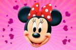 Minnie Mouse Vermelha painel festa infantil banner dkorinfest(5)