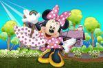 Minnie Mouse Rosa painel festa infantil banner dkorinfest (16)