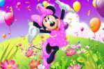 Minnie Mouse Rosa painel festa infantil banner dkorinfest (12)