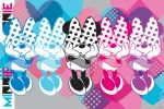 Minnie Mouse painel festa infantil banner dkorinfest (14)