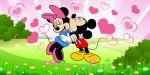 Minnie Mouse painel festa infantil banner dkorinfest (11)