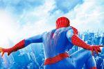 Homem Aranha -O espetacular painel festa infantil banner dkorinfest (17)
