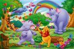 Ursinho Pooh  painel festa infantil banner dkorinfest (11)