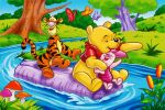 Ursinho Pooh  painel festa infantil banner dkorinfest (10)