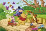 Ursinho Pooh  painel festa infantil banner dkorinfest (9)