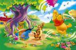 Ursinho Pooh  painel festa infantil banner dkorinfest (8)