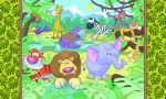 safari baby painel festa infantil banner dkorinfest (4)