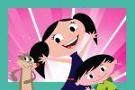 o show da luna painel festa infantil banner dkorinfest (7)