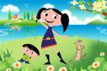 o show da luna painel festa infantil banner dkorinfest (1)