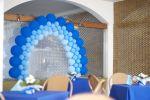 Arco Ceará em Degradée Azul