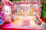 Circo rosa Parceria com Luciana Suzuki Festas