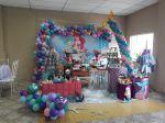 Sereia Parceria com Cleyton balões