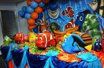 Decoração do Nemo