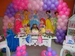 Decoração Provençal Princesas