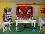 Decoração Provençal do Homem Aranha
