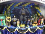 Decoração do Batman