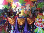 Decoração do Carnaval