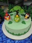 Decoração Angry Bird
