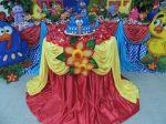Decoração Tradicional da Galinha Pintadinha