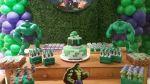 kit Personalizados do Hulk