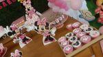 Cupcakes Minnie Rosa
