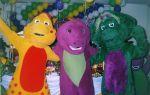 Turma do Barney!