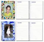 Agenda Escolar e Pai 10x15