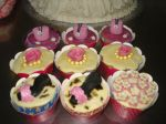 cupcake debutante.
