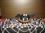 bolo decorado halloween.