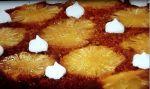 torta de abacaxi s/ lactose.
