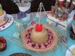 decoração p/ festa junina.
