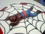 bolo homem aranha.