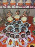 cupcake  e docinhos da moana