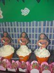 cupcake da moana