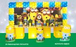 Minions Cubos