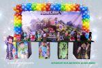 Minecraft Cubos