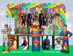 Super Heróis Cubos