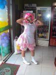 performance infantil (Boneca LILI, interpretada pela Animadora Melina...)