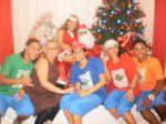 Festas tematicas como Natal o bom velhinho tb esta na equipe Mania de Brincar
