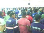 Som ambiente montado para cerca de 300 pessoas que acomodadas conseguiam ouvir em todo salão