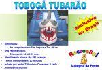 Tobogã Gigante Tubarão - Informações Técnicas