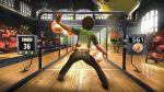 Detalhe de um dos desafios do Kinect Adventures