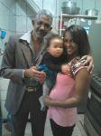Eu e minha filha e minha netinha