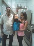 meu pai e filha com neto