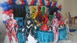 Cesar em Power Rangers 24/01/15