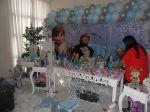 Festa da Helena em Frozen #UmaAventuraCongelante 12/9