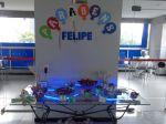 Festa do Felipe em Minecraft 27/02