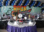 Rafael 4º ano em ROCK ROOL 26/03/2016
