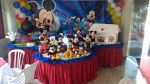 27/05/2017-Festa do Luca e da Beatriz em Mickey e Minnie .